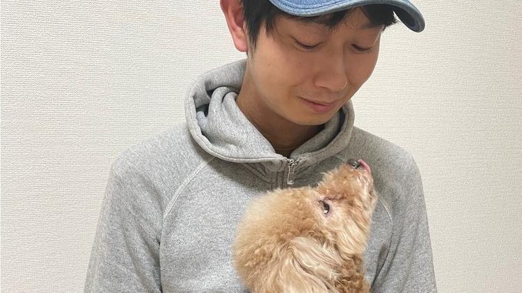 Morimoto é casado, tem filhos e, por enquanto, diz que seu negócio o sustenta - Shoji Morimoto / Twitter - Shoji Morimoto / Twitter
