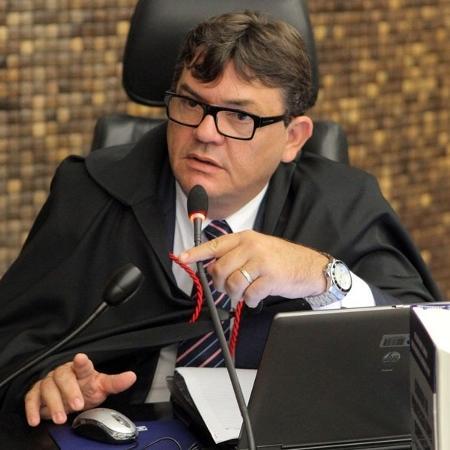 O juiz (hoje aposentado) Marcelo Tadeu, do Tribunal de Justiça de Alagoas, alvo de tentativa de assassinato em 2009 - TJ/AL