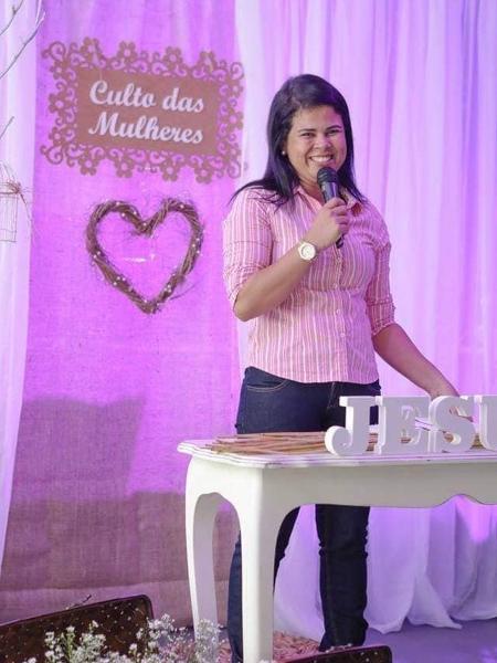 Mariane de Souza foi encontrada morta em Navegantes, no Vale do Itajaí (SC) - Arquivo Pessoal