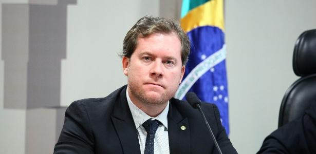 O ministro do Turismo, Marx Beltrão