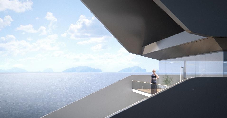 05.ago.2016 - Linhas limpas são as principais características do desenho escandinavo aplicadas no projeto para criar espaços abertos e integrados com a natureza