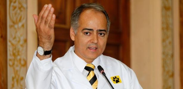 O vereador de Curitiba João Galdino de Souza (PSDB), conhecido como Professor Galdino