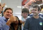 Ibope e Datafolha apontam que Crivella será o novo prefeito do Rio (Foto: Júlio César Guimarães/Marco Antonio Teixeira/UOL)