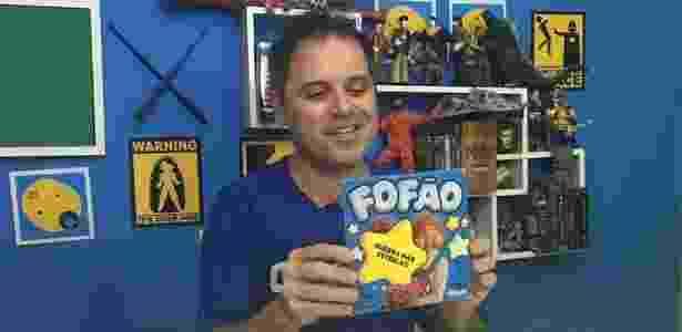 Pablo Peixoto tem o canal Qu4tro Coisas desde 2010 e hoje se dedica apenas à produção audiovisual - Divulgação - Divulgação