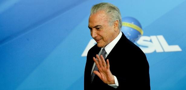O presidente Michel Temer pediu mais prazo para responder a questionamentos da PF