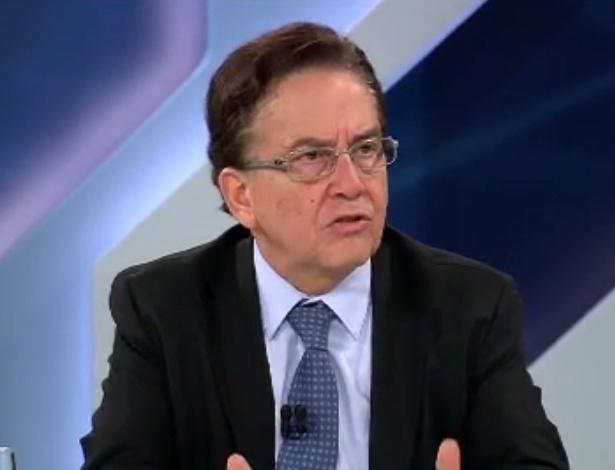 Presidente do BNDES, Paulo Rabello de Castro, em entrevista no programa Canal Livre