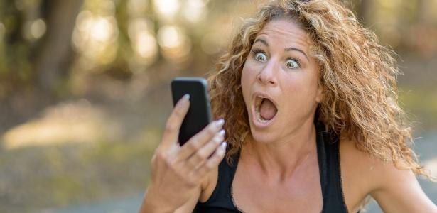 Tem muita gente se assustando e passando vergonha com o que ouve no celular