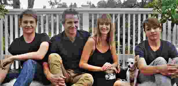Escritora Bea Johnson e sua família pesquisaram sobre sustentabilidade e mudaram radicalmente sua forma de consumir - Arquivo pessoal