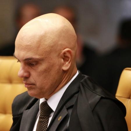 O ministro do STF Alexandre de Moraes - Fátima Meira/Estadão Conteúdo