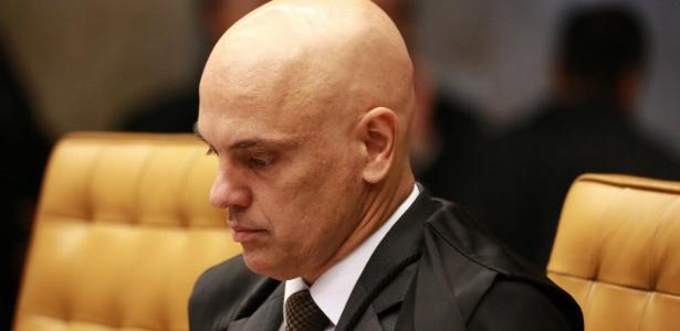 Relator do processo, Alexandre de Moraes afirmou que críticas são inerentes à atividade política