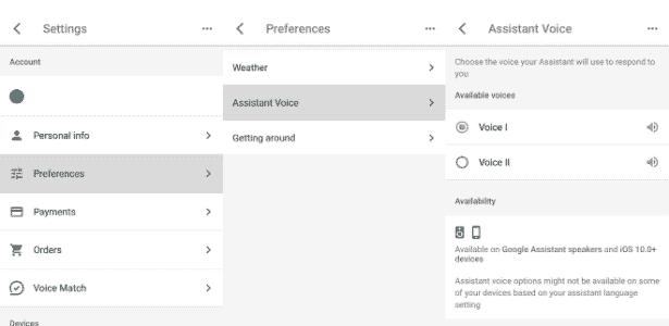 Como mudar a voz do Google Assistente 2 - UOL - UOL