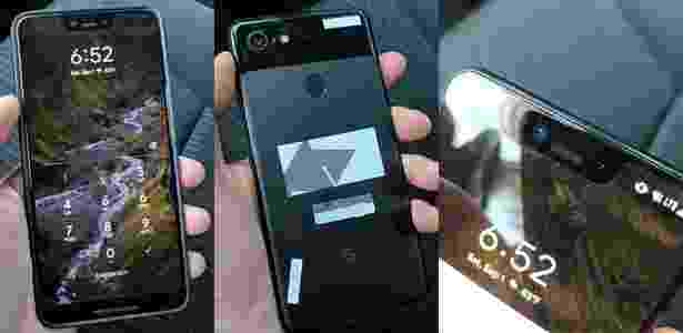 Pixel 3 XL pode ter o famoso entalhe na tela - Android Police