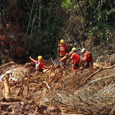 Funcionários da Vale presos são investigados por tragédia em Brumadinho - Edmar Barros/Futura Press/Estadão Conteúdo