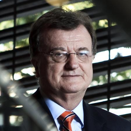 José Galló, presidente das Lojas Renner, em foto de 2012 - Adriano Vizoni/Folhapress