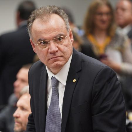Deputado federal Samuel Moreira (PSDB-SP), relator da reforma da Previdência na comissão especial da Câmara - PSDB na Câmara/Divulgação