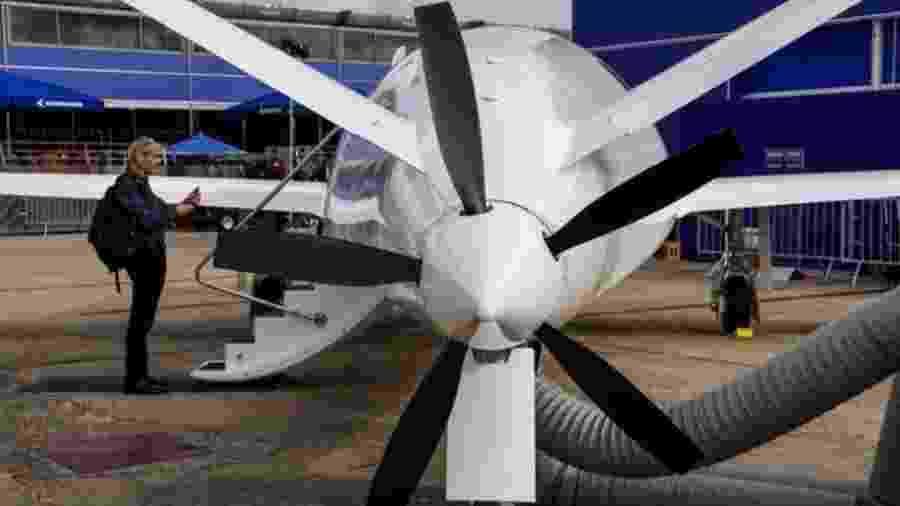 Alice, o primeiro avião comercial totalmente elétrico - BBC Brasil