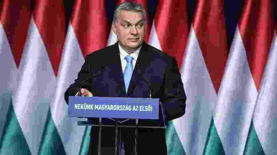 Medida foi anunciada pelo primeiro-ministro Viktor Orban - ATTILA KISBENEDEK/AFP