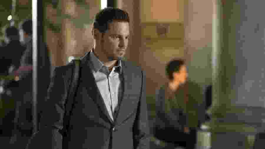 """Justin Chambers como Alex Karev em cena de Grey""""s Anatomy - Divulgação/IMDb"""