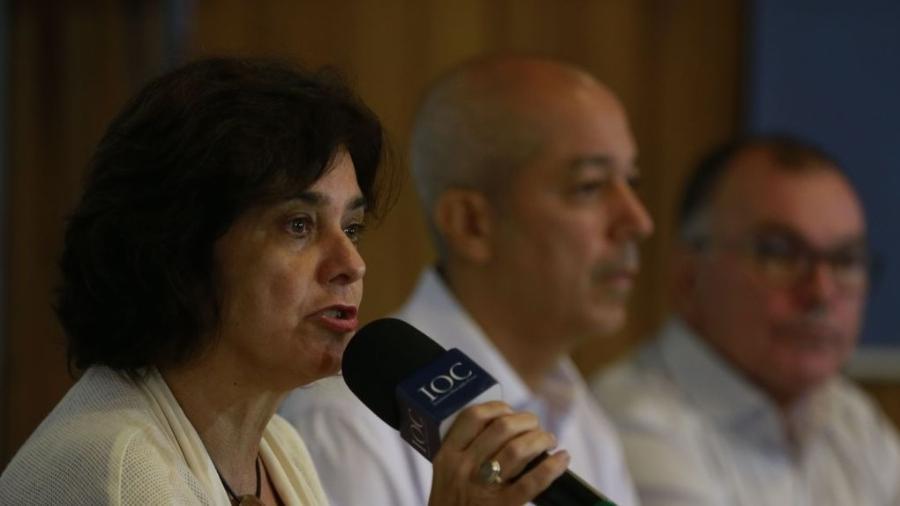 Presidente da Fundação Oswaldo Cruz (Fiocruz), Nísia Trindade Lima - Tânia Rêgo/Agência Brasil