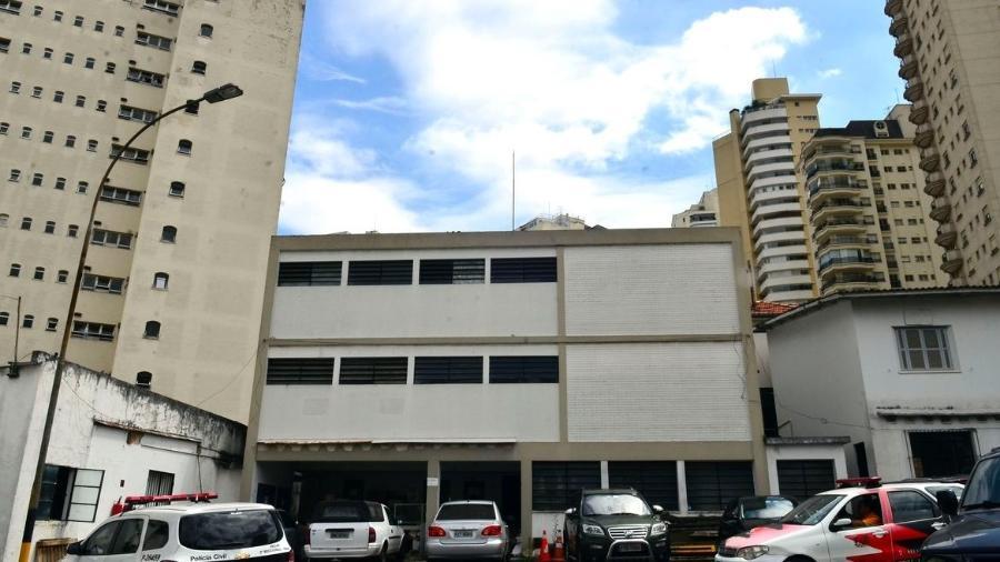 Prédio onde funcionou o DOPS (DOI-Codi) em São Paulo - Rovena Rosa/Agência Brasil