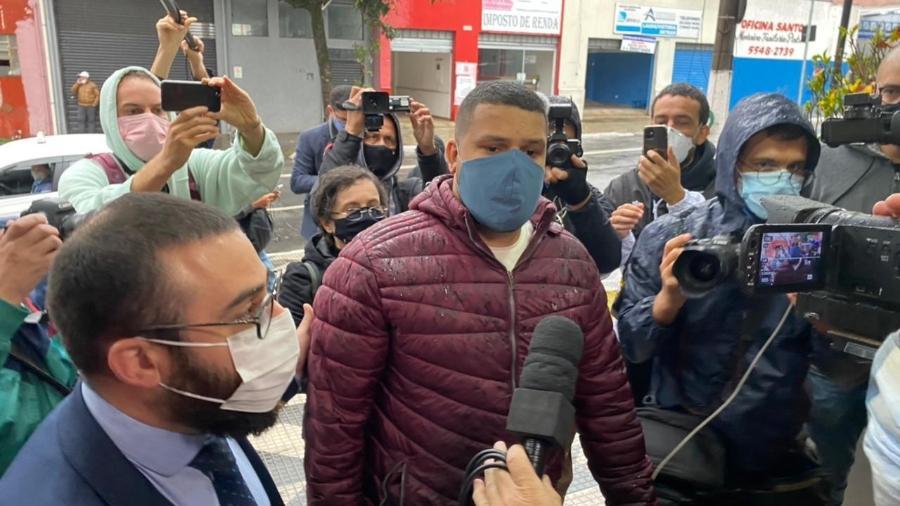 A defesa de Paulo Roberto da Silva Lima teve pedido negado pelo Tribunal de Justiça de São Paulo - Herculano Barreto Filho/UOL