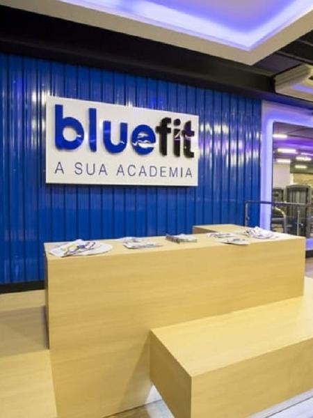 Bluefit desistiu do IPO que ocorreria nesta terça (28). - Reprodução/Site/Bluefit