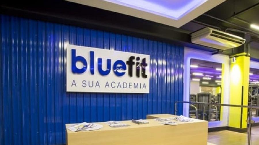 A rede de academias de ginástica Bluefit pediu aval para uma oferta inicial de ações (IPO, na sigla em inglês) - Reprodução/Site/Bluefit