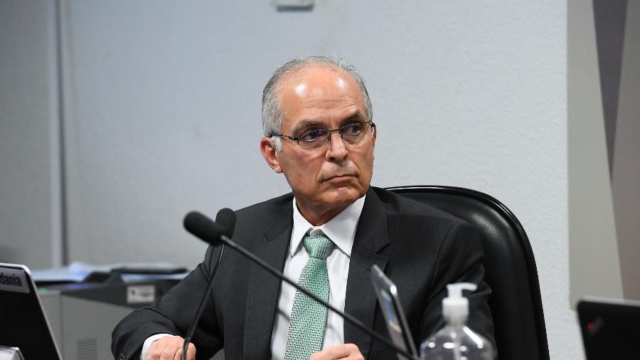 Rodolfo Henrique de Saboia, diretor-geral da ANP - Marcos Oliveira/Agência Senado