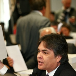 O senador Cássio Cunha Lima