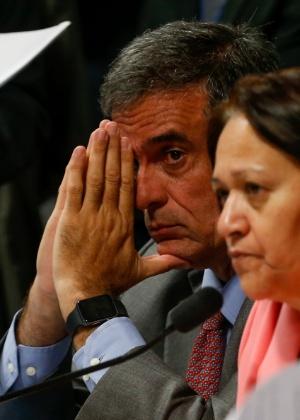 A defesa da presidente afastada é comandada por José Eduardo Cardozo