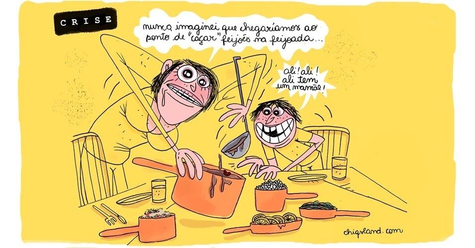 27.jun.2016 - Alta do feijão muda receita da feijoada