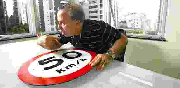 """Camilo Cristófaro (PSB) elegeu-se vereador de São Paulo com o discurso contra a """"indústria da multa"""" - Karime Xavier/Folhapress"""