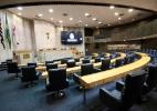 Justiça determina suspensão de até 1.068 cargos da Câmara Municipal de SP - Andre Bueno/CMSP