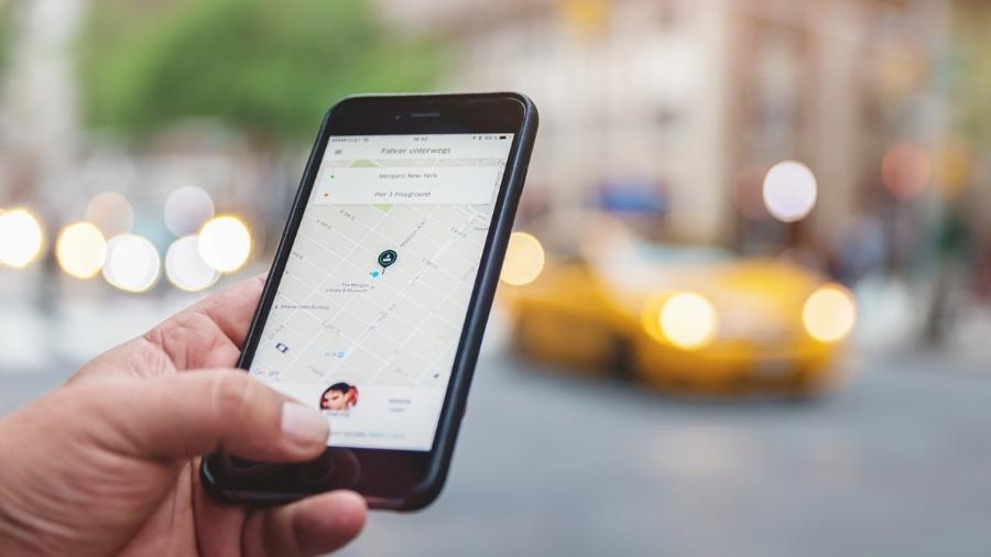 698b6728414 Greve na Uber  assustados com mortes