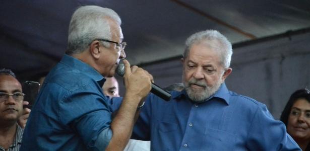 Resultado de imagem para Lula em SErgipe