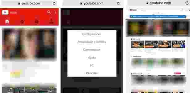 Veja como ouvir música no Youtube e usar em outros apps ao mesmo tempo - 1 iphone - UOL - UOL
