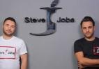 Os italianos que derrotaram a Apple ao registrar primeiro a marca Steve Jobs - Arquivo Pessoal