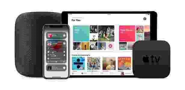 iOS 11.4 - compatível com AirPlay 2 da Apple - Divulgação - Divulgação