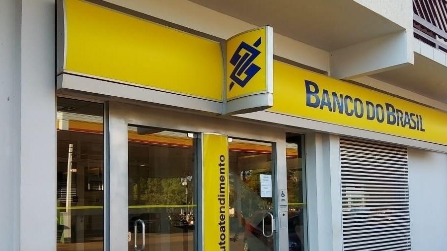 Agência do Banco do Brasil em Ibiraiaras (RS) - Reprodução