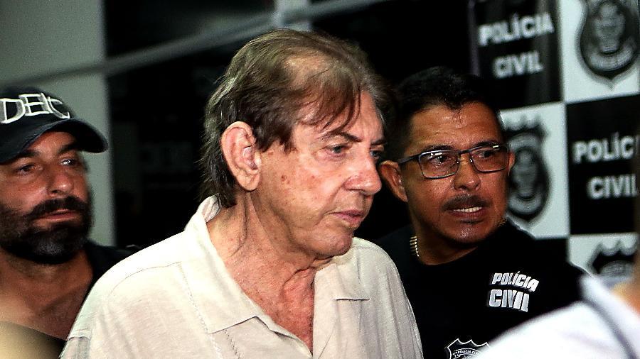 Médium já havia sido preso em dezembro de 2018 após mais de 200 denúncias de abusos sexuais - Ernesto Rodrigues/Estadão Conteúdo
