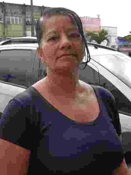 A dona de casa Maria José da Silva, moradora de Rio Largo (AL) - Carlos Madeiro/UOL