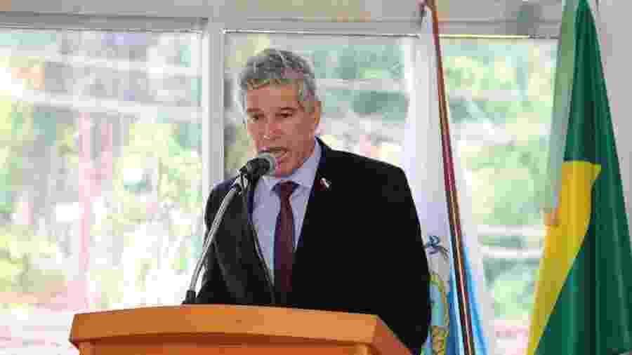 O vereador Ismael Breve (DEM) tinha 59 anos - Reprodução/Facebook/Câmara Municipal de Maricá
