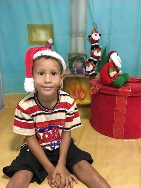 Samuel Victor da Silva Gomes Carvalho está desaparecido em Mato Grosso - Arquivo pessoal