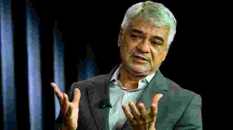 Humberto Costa (PT) em entrevista ao UOL e à Folha de S.Paulo em Brasília - Kleyton Amorim/UOL