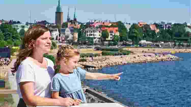 A taxa de natalidade da Finlândia diminuiu significativamente, como em muitos outros países europeus. - Getty Images - Getty Images