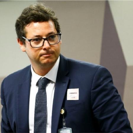 Fábio Wajngarten foi exonerado da Secom do governo federal - Marcelo Camargo/Agência Brasil