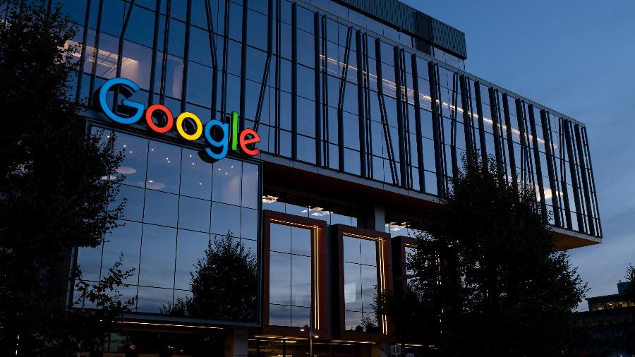 Prédio do Google nos EUA - Getty Images/iStockPhoto