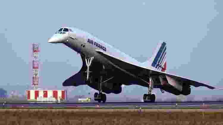 Concorde - Divulgação - Divulgação