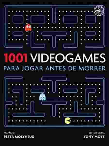 1001 videogames para jogar antes de morrer - Divulgação - Divulgação