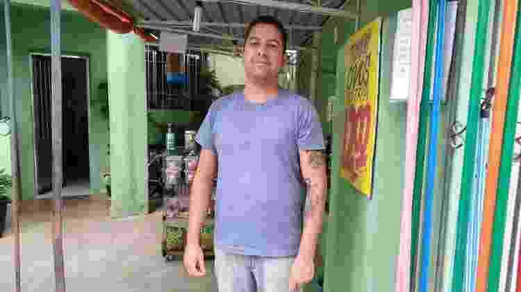Daniel morador da Brasilândia - Cleber Souza/UOL - Cleber Souza/UOL